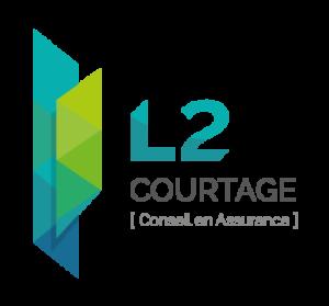 Jane et Bernie - Logo L2 Courtage