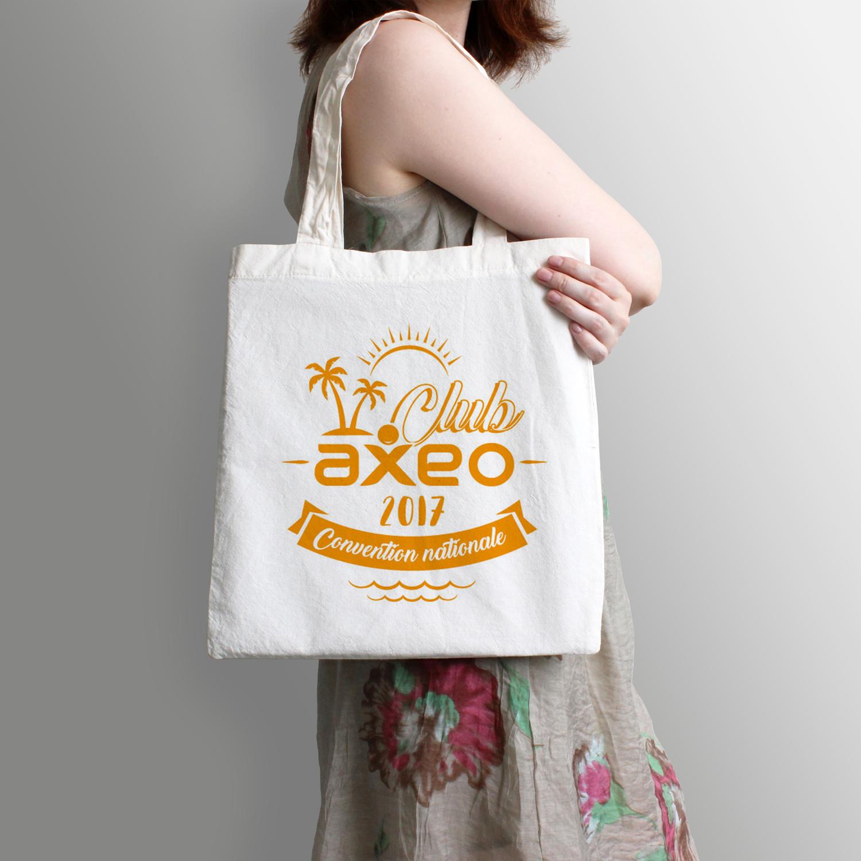 Jane et Bernie - Tote bag AXEO Services