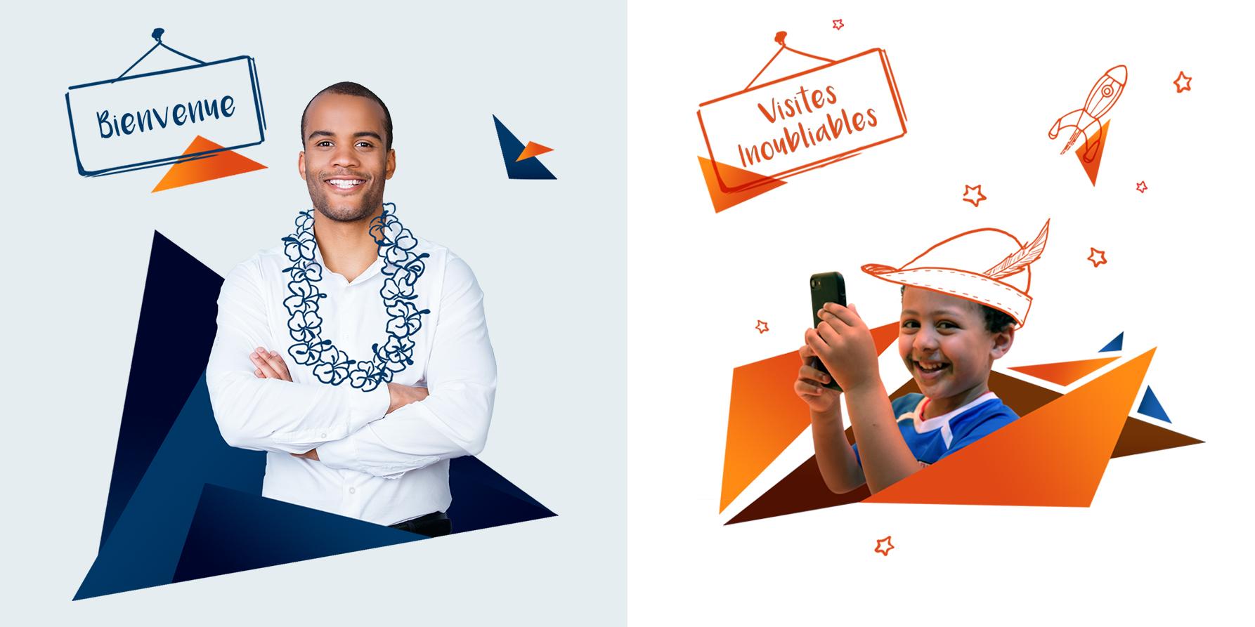 jane-et-bernie-illustrations-furet-company-tourisme-ressources-humaines-dessin-photomontage
